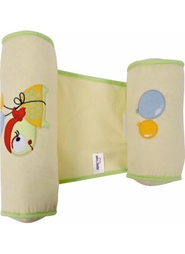Sevi Bebe Yuvarlak Güvenli Yan Yatış Yastığı  -Sevi Bebe